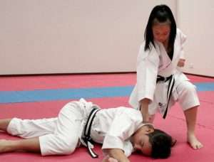 self defence classes melbourne
