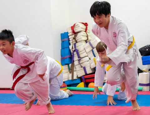 kids martial arts Melbourne