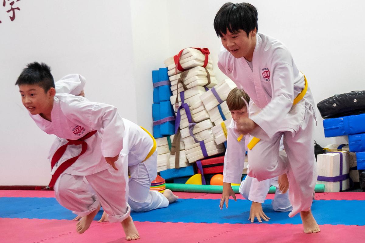kids martial arts Melbourne