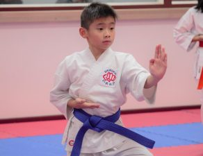 Speed an important skill to learn - Samurai Karate